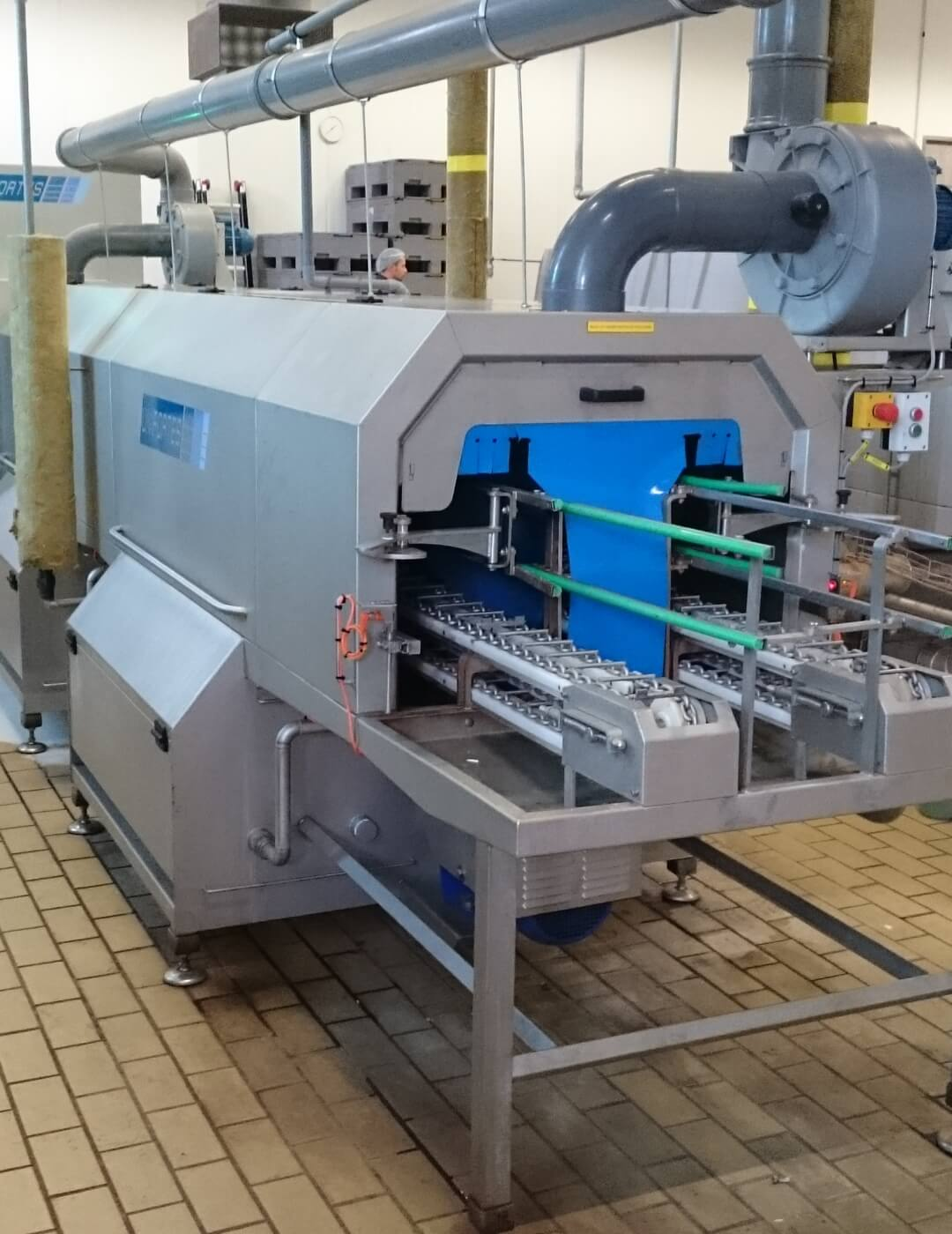 Mould washer